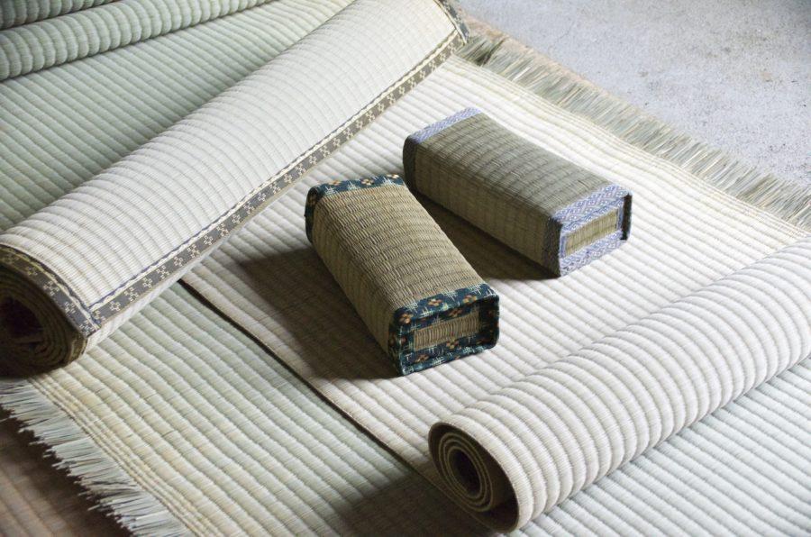 兼城畳産業商品